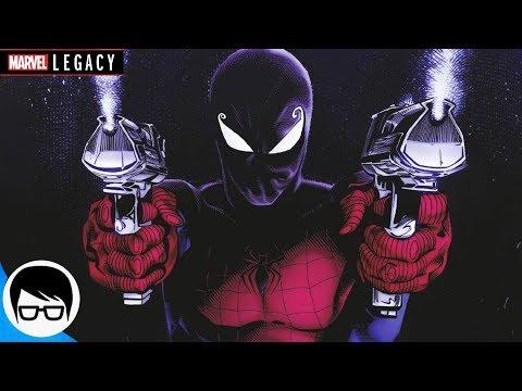 SPIDER-VENOM: SPIDERMAN CON EL SIMBIONTE | Venom Inc. Alpha #4 | COMIC NARRADO