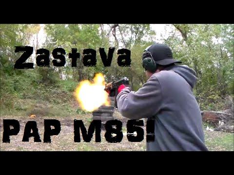Zastava PAP M85 Pistol!