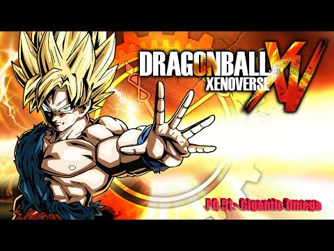 Dragon Ball Xenoverse - Parallel Quest 51 - Gigantic Omega