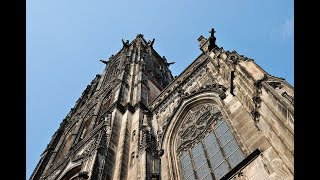Places to see in ( Muenster - Germany ) St Lambert's Church