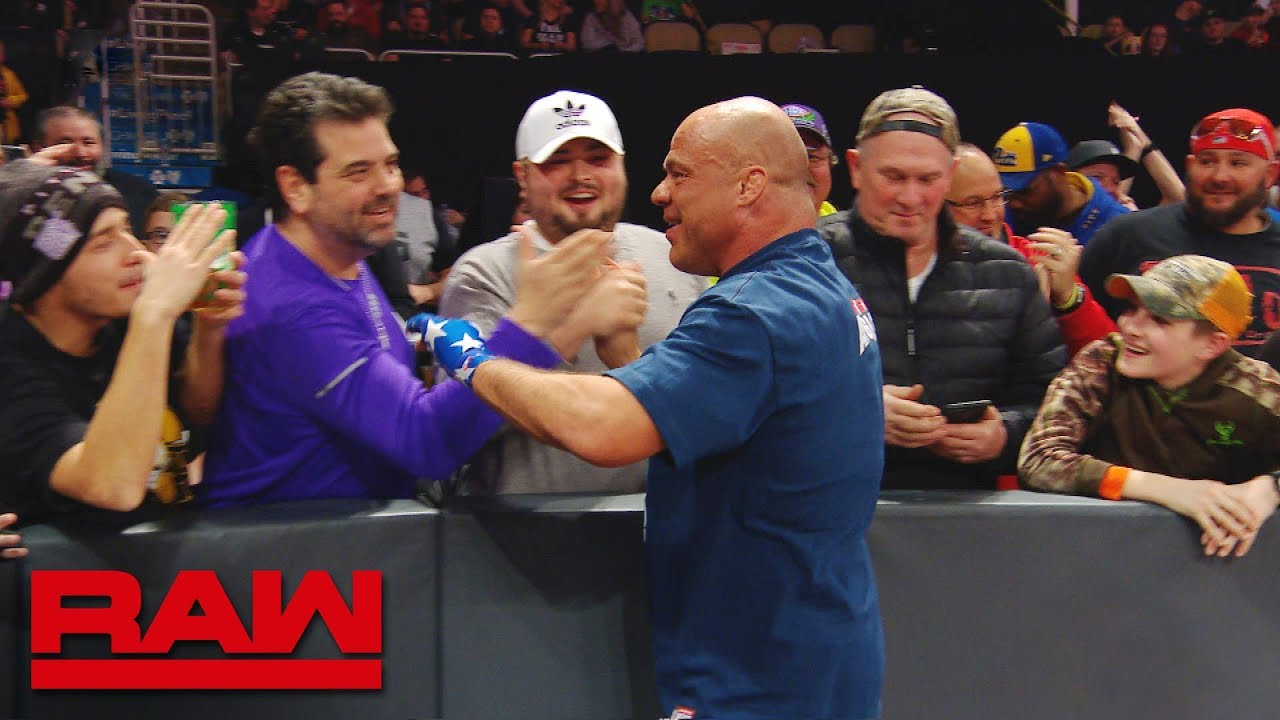 What happened in Pittsburgh after Kurt Angle announced his farewell tour: Exclusive, March 11, 2019