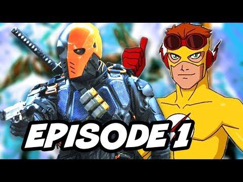 Download Youtube: Arrow Season 6 Episode 1 and Young Justice Season 3 Breakdown