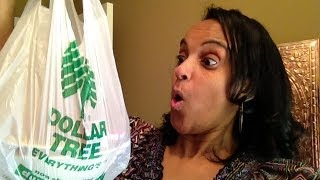 Dollar Tree HAUL ! ! ! ~ Hauling from the Car with The Frugalnista! Thumbnail
