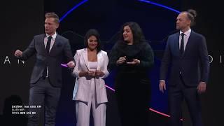 Brynolf och Ljung levererar magi | Diabetesgalan 2017 på TV3