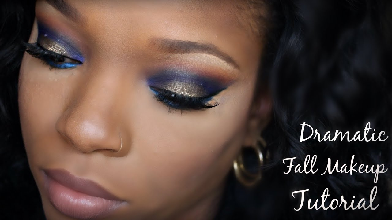 Makeup tips for brown eyes and black hair