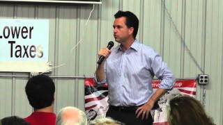 Dr. Milton Wolf for U.S. Senate - 5 County Republican Party Primary Forum