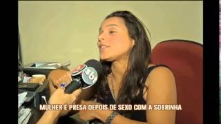 Mulher flagrada fazendo sexo com sobrinha de 12 anos é presa em Valadares