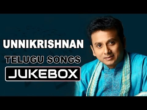 Singer Unnikrishnan All Time Hits  Jukebox  Birthday Special