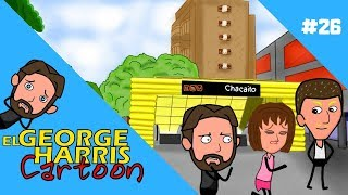 El George Harris Cartoon Ep 26 -  Cuando te Casas?