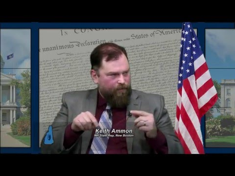 NH Politics with John Burt,  Guest Keith Ammon