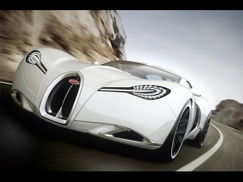 bugatti gangloff concept a vision of the veyron youtube. Black Bedroom Furniture Sets. Home Design Ideas