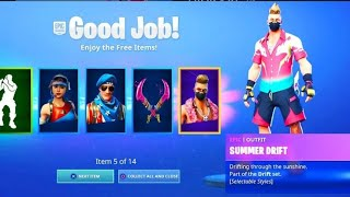 *QUICK!* GET these NEW SKINS FOR FREE! THANK YOU TO THIS FORTNITE BUG!