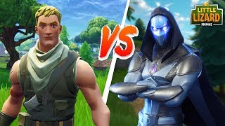 NOOB VS PRO IN FORTNITE!! Fortnite Short Film