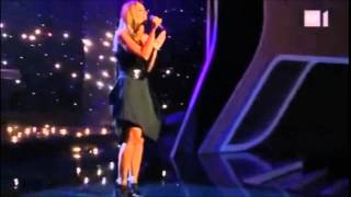 Leona Lewis - Head Voice & Whistle Register (A5 - F#6)