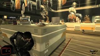 Deus Ex Human Revolution DirectX 11 Gameplay - AMD HD 6870