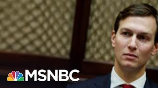 Jared Kushner Releases Statement: 'I Did Not Collude' | Morning Joe | MSNBC thumbnail