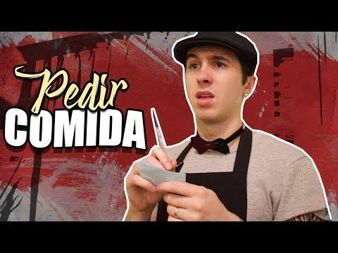 7 MANERAS DE PEDIR COMIDA
