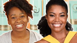 Women Try Gabrielle Union's Hair Care Line