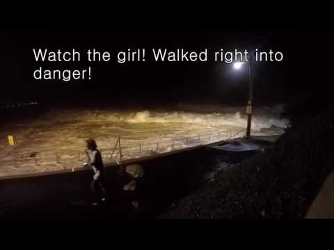 Dee Why Beach storm surge 5 June 2016