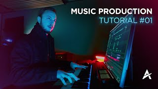 Andrew Rayel - Music Production Tutorial (Episode #01)