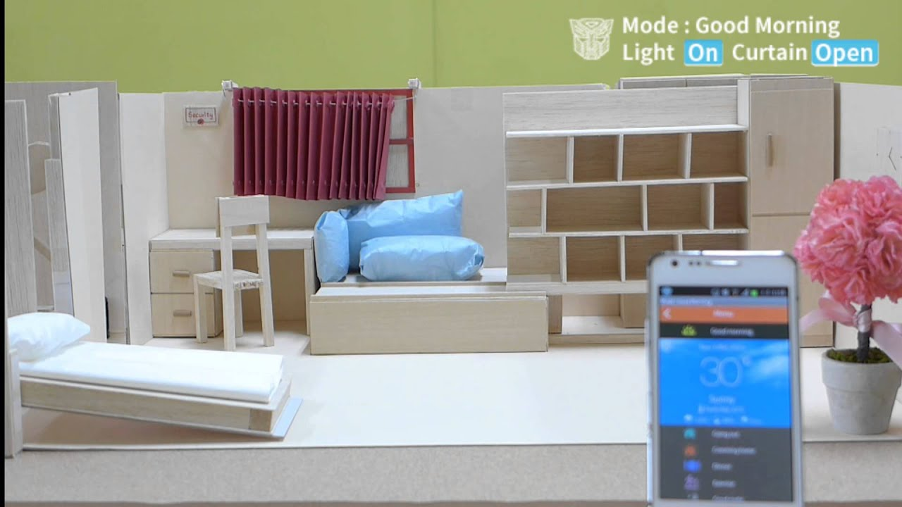 Transformers : Smart Home Furniture - YouTube