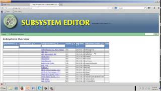 Lecture 5  Trees and Subsystems in SEED
