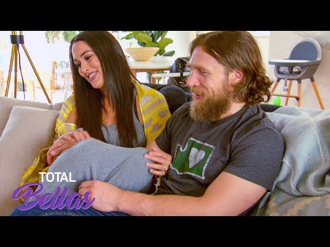 Brie Bella tells Daniel Bryan WWE wants The Bellas to make a comeback: Total Bellas, Jan. 13, 2019