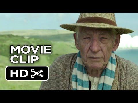 Mr. Holmes Movie CLIP - I Didn't Actually Know Him (2015) - Ian McKellen Mystery Movie HD