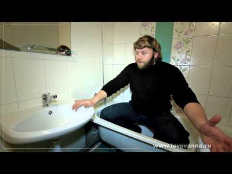 155 Одна планировка - два подхода к ремонту ванной. Варшавская 58