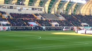 Spor Toto Akhisar Stadyumu süleyman