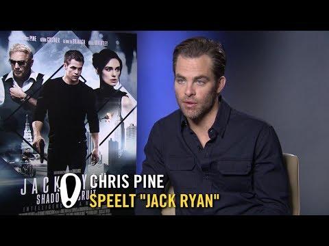 Jack Ryan: Shadow Recruit - Interview - Chris Pine, Kenneth Branagh - Pathé