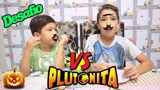 Desafio Plutonita | Não pode fazer CARETA 😝