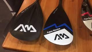 Aqua Marina Paddle Review