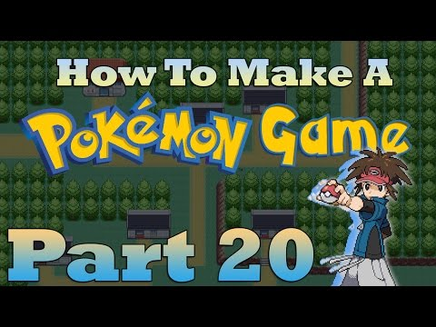 How To Make A Pokemon Game In RPG Maker - Part 20: Trainer Animations