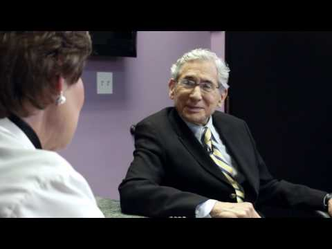 Walter Jacobson with Dr. Ronna Fisher On Why She Chose to Be an Audiologist