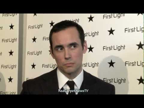 Steve John Shepherd Interview - The First Light Awards 2012