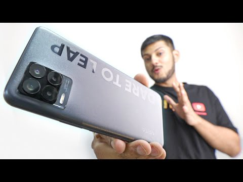 Realme 8 Pro Unboxing and Quick Look – 108 MP Camera Magic !
