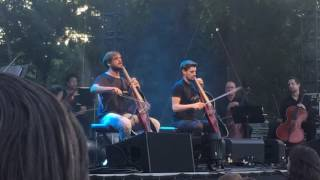 2CELLOS 7.22.17 Despacito