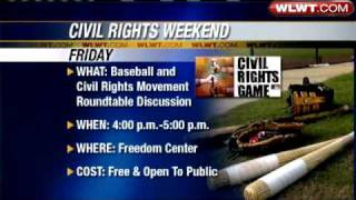 Civil Rights Game In Cincinnati This Weekend