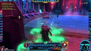 SWTOR: Sith Warrior Darth Title... Becoming Darth