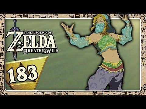 THE LEGEND OF ZELDA BREATH OF THE WILD Part 183: Das Geheimnis der schweigenden Statuen