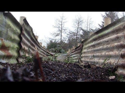 Raised Beds – Cheap vegetable gardening beds – Permaculture Design – Huglekultur Vegetable garden