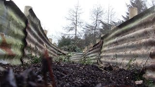 Raised Beds - Cheap Vegetable Gardening Beds - Permaculture Design - Huglekultur Vegetable Garden