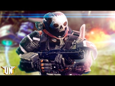Halo 5 - The Emile Warzone Challenge!