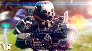 Halo 5 - The Emile Warzone Challenge!