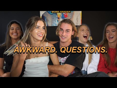 Hot girls answer questions guys are afraid to ask