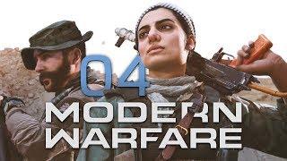 Call of Duty Modern Warfare (PL) #4 - Trauma z dzieciństwa (Gameplay PL / Zagrajmy w)