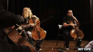 "Hot Sessions Remastered: Apocalyptica ""End Of Me"""