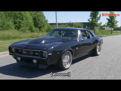 Vilde biler 7/7 | På tur i dødsmaskinen Chevrolet Camaro SS