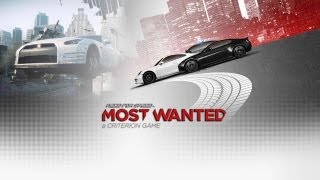 Need for Speed Most Wanted Gameplay 2